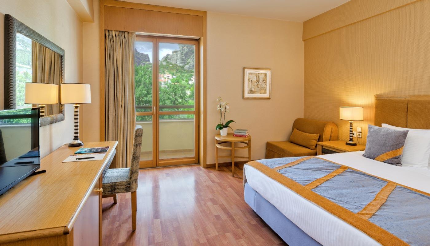 Divani Meteora Hotel - Superior Room