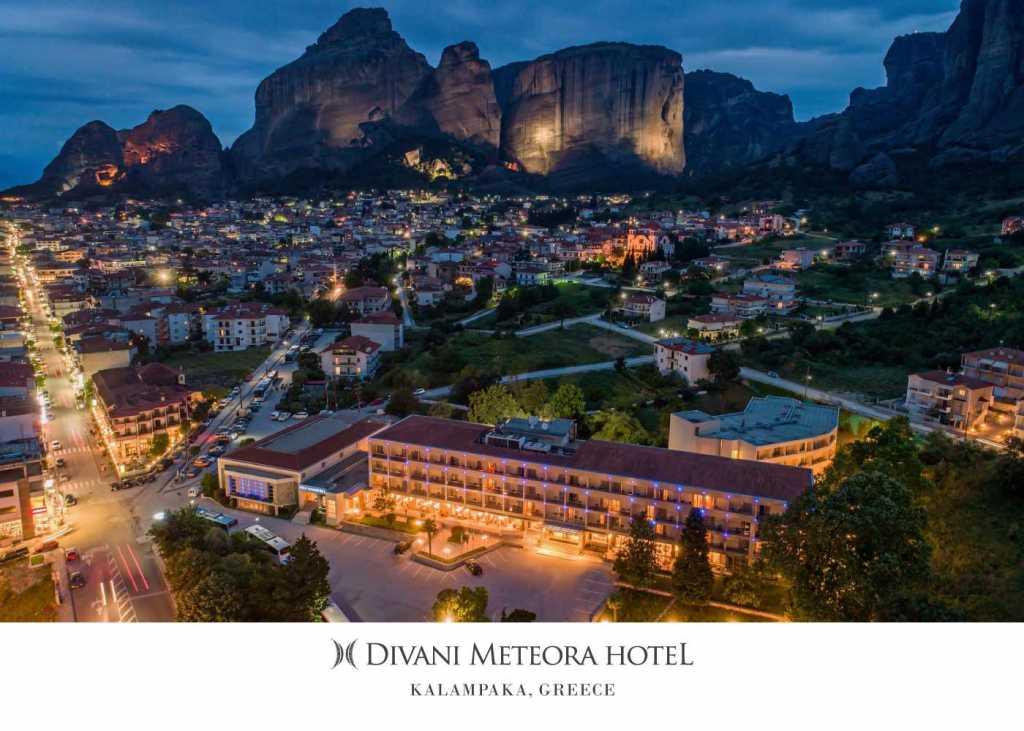Divani Meteora Hotel - Corporate Brochure